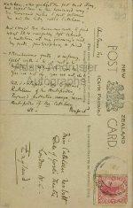 Original autograph poem by Rupert Brooke